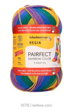 Pairfect Rainbow Colour