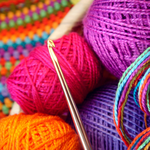 Beginner Class: Introduction to Crochet with Stephanie