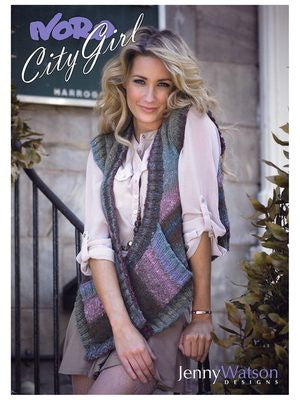 Noro City Girl Book