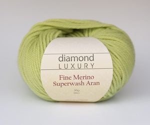 Fine Merino Superwash Aran - Passionknit