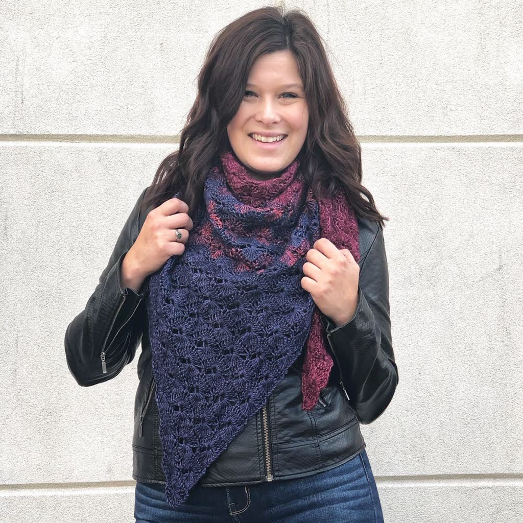 Project Class: Twilight Fade Shawl with Stephanie Erin