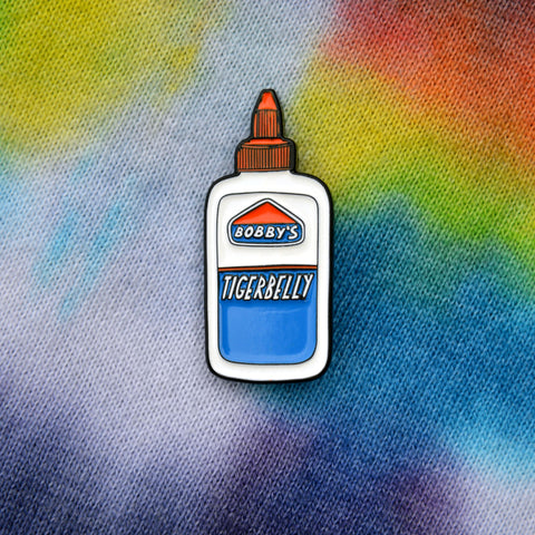 Glue Bottle Pin
