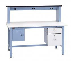 "72"" x 30"" Technical Work Bench w/90 degree rolled front edge (BIB13)"