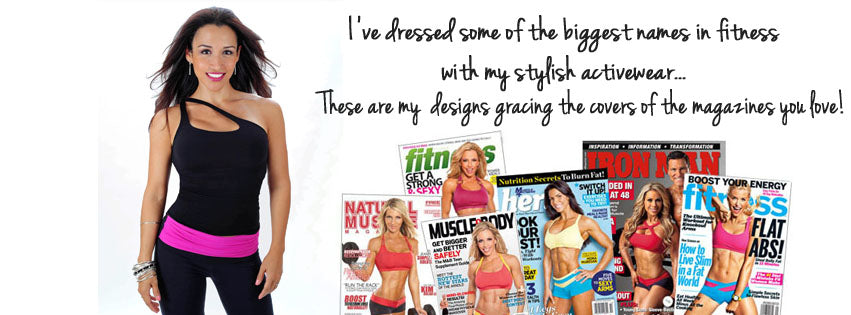 Fitness Model Clothing