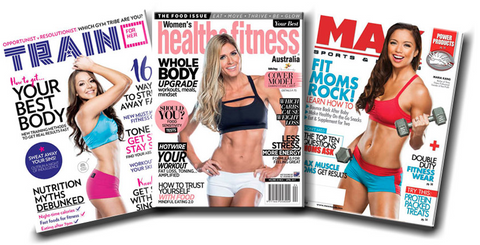 Fitness Magazine Covers