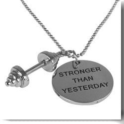 Strong Is Beautiful Necklace-1