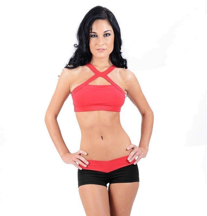 Fit Cross Sports Bra