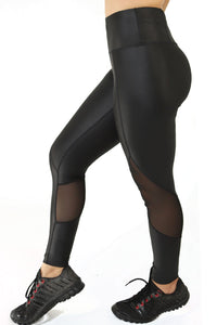 Black Lux Leggings
