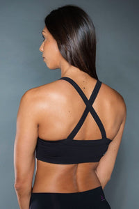 Affitnity Cut Out Sports Bra