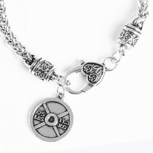 Load image into Gallery viewer, Weight Lifting Plate Charm Bracelet