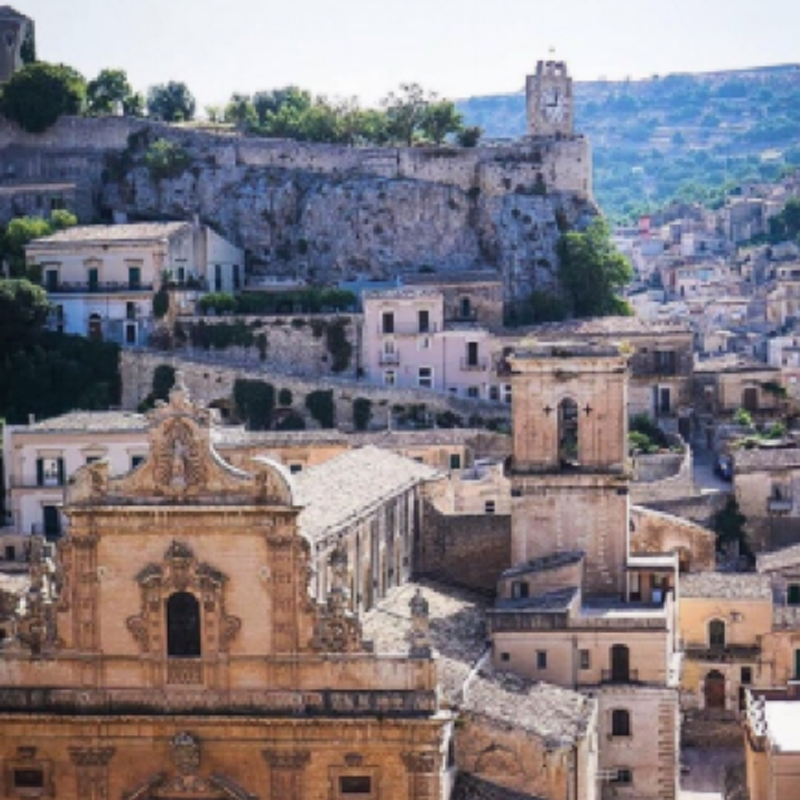 DELIGHTS OF MODICA