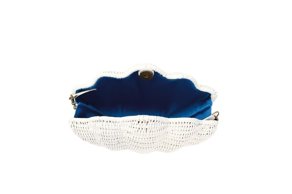 Kayu | Jane White Clutch