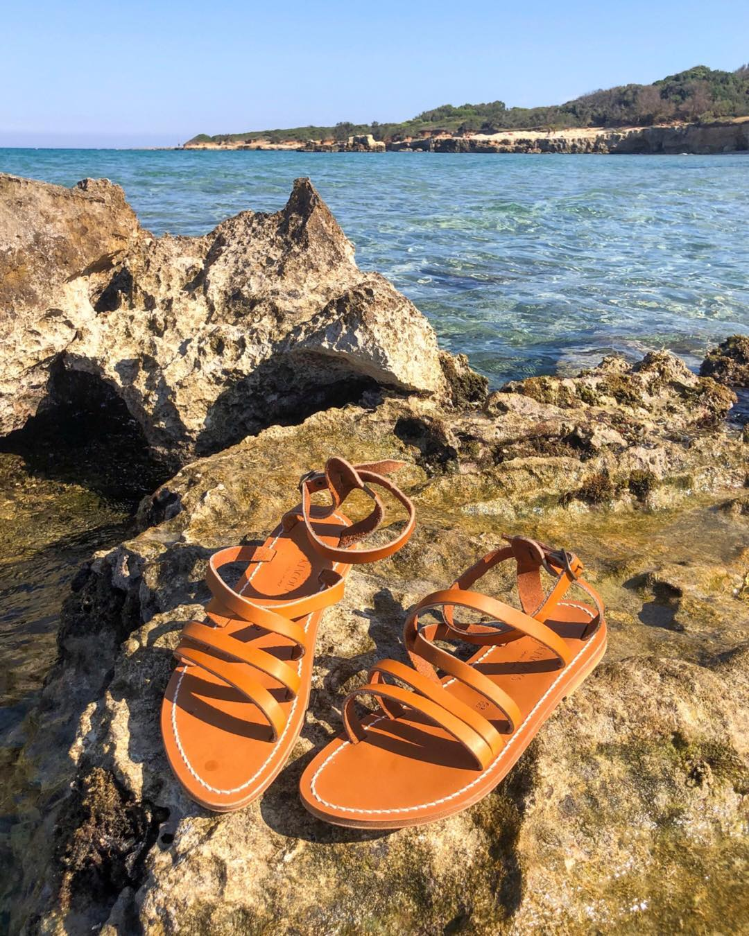 K. Jacques St Tropez | Antipolis Naturel Sandals