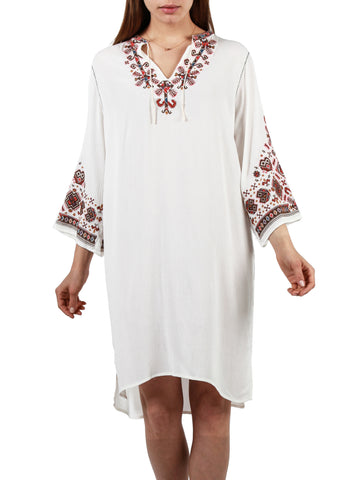 <b>Ines Wrap Dress</b><br><i>Silk Twill</i>