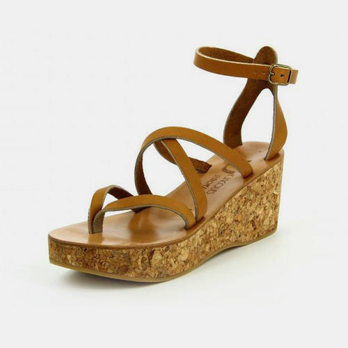 K Jacques St Tropez | Odelyne Naturel Wedge