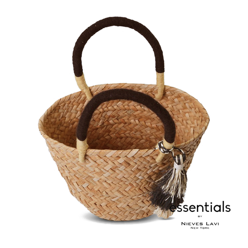 Kayu | Behati Mini Black Handbag