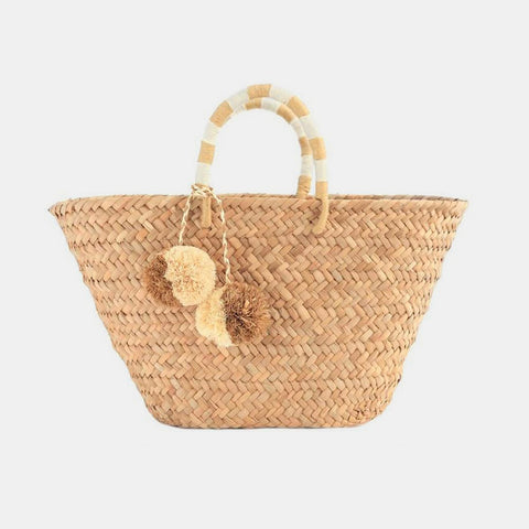 Beige Mexicana Bag