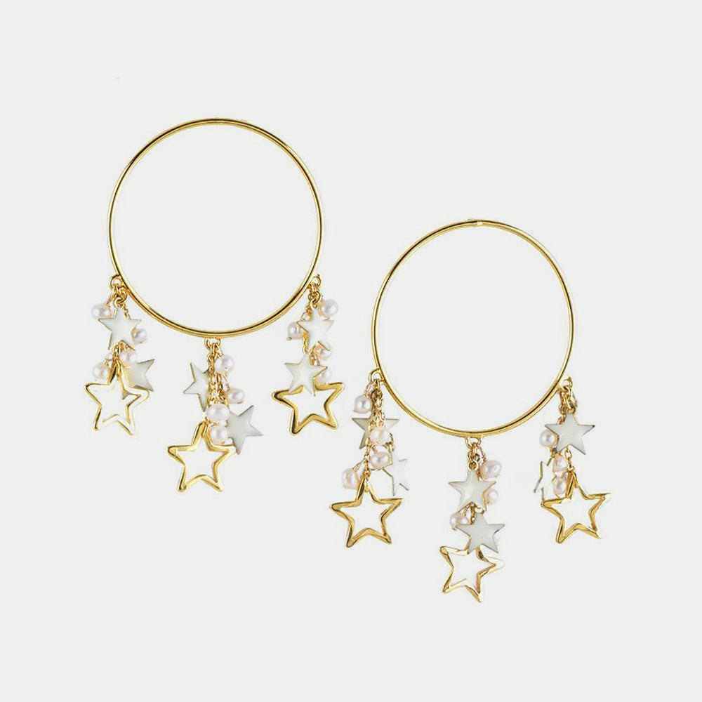 Star Surprise Earrings