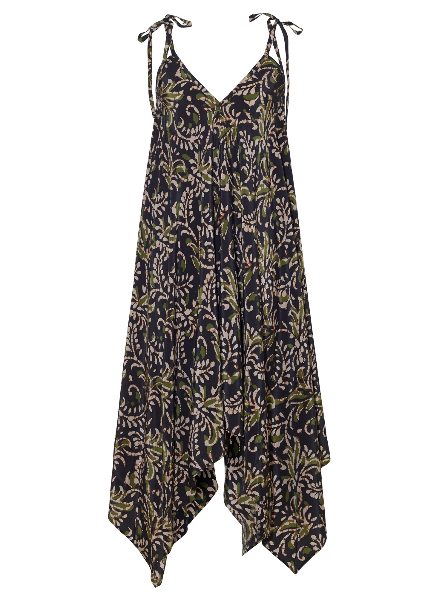 Mallorca Dress | Botswana Print