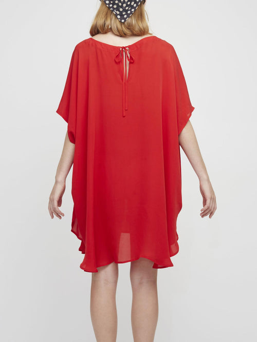 Gina Dress | Red