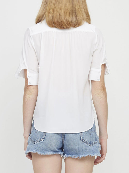 Julia Blouse | White