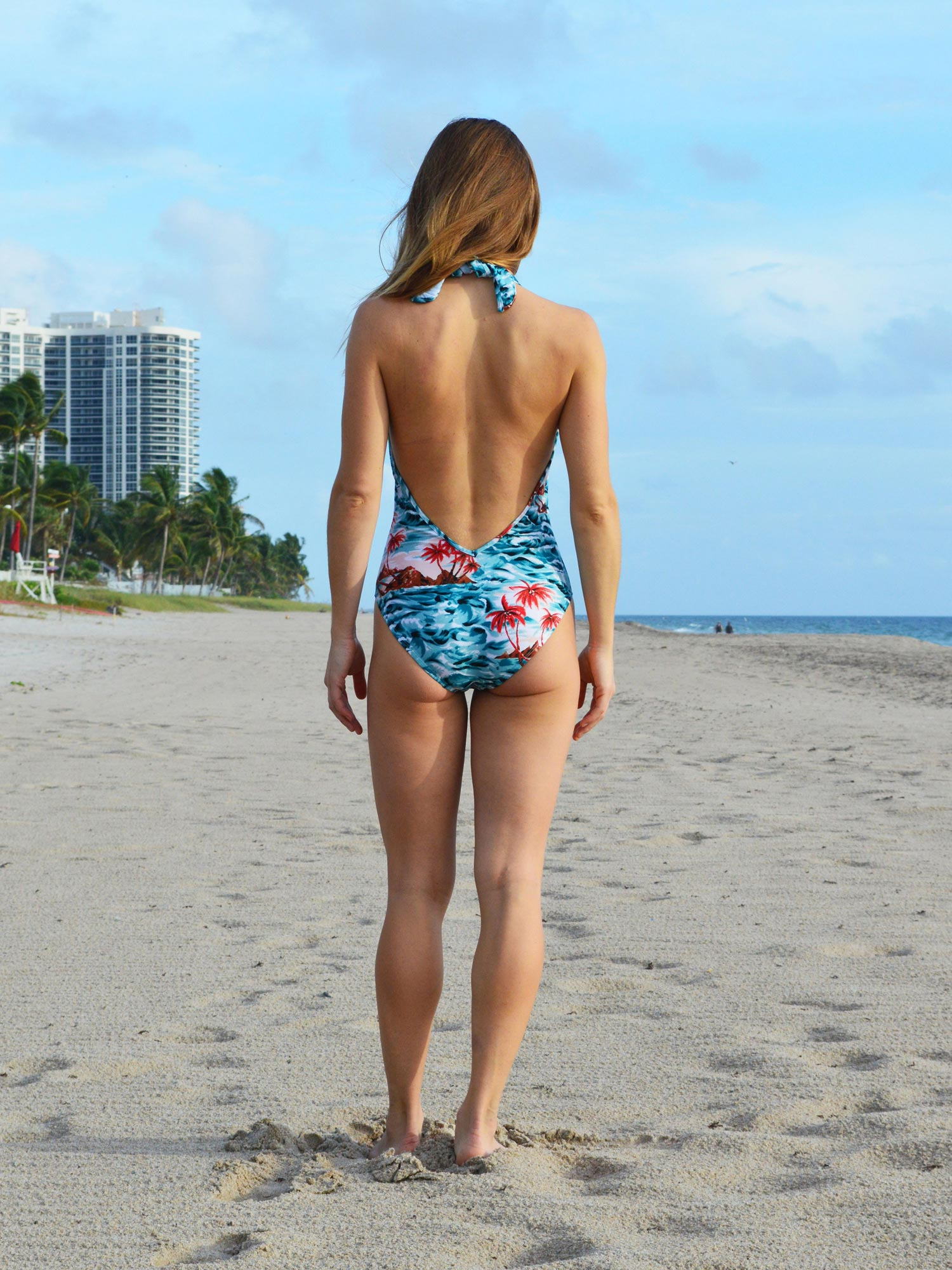 Hawaii One Piece