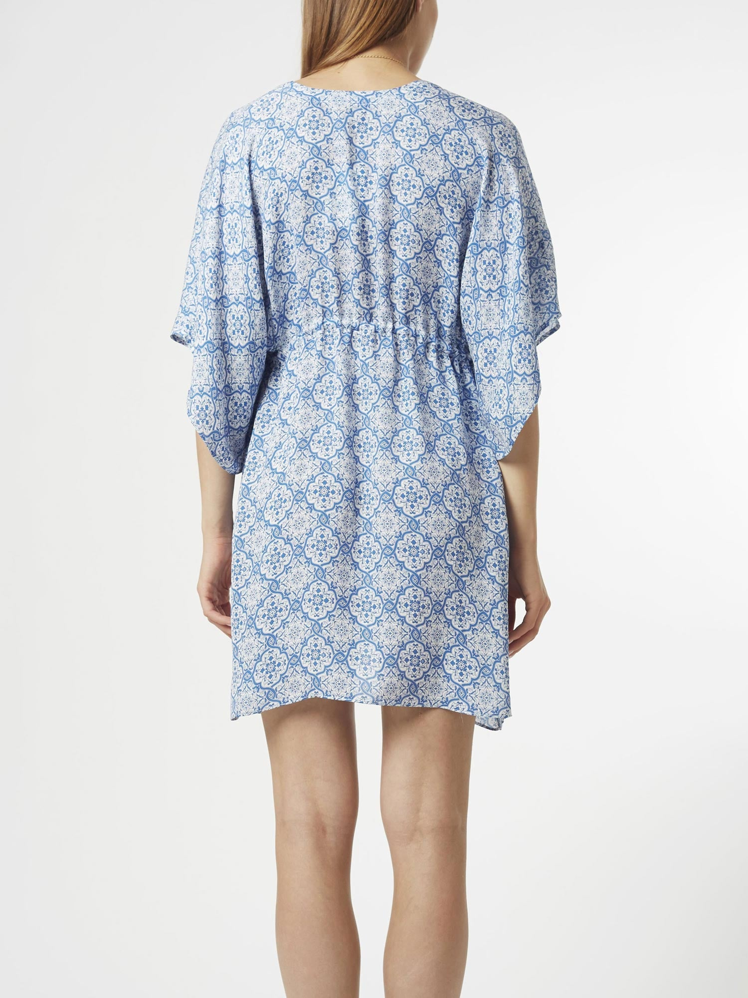 Riva Kaftan Dress | Kai Print