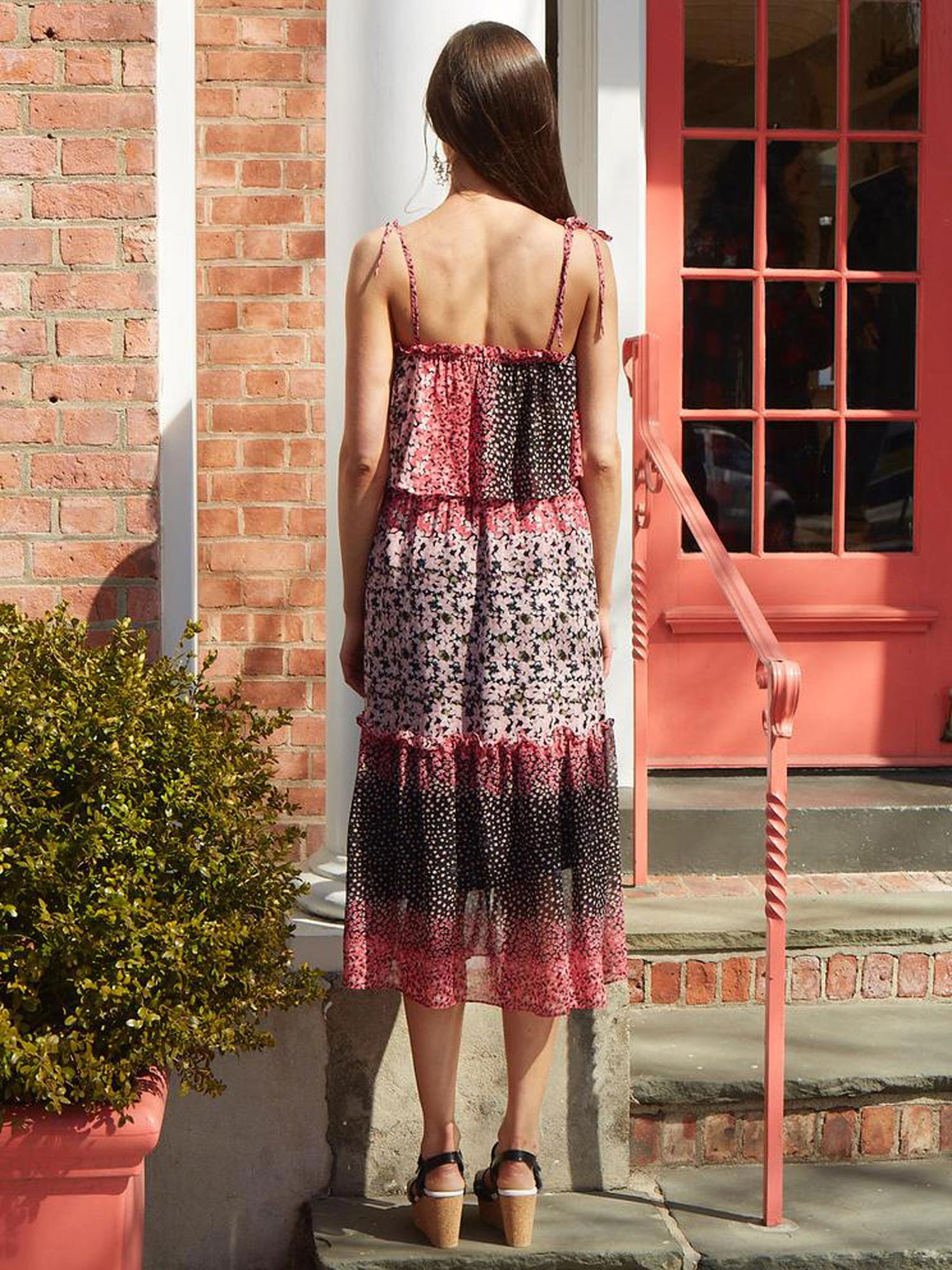 Sienna Dress | Dalida Print