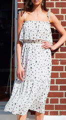 Sienna Dress | Starry Print
