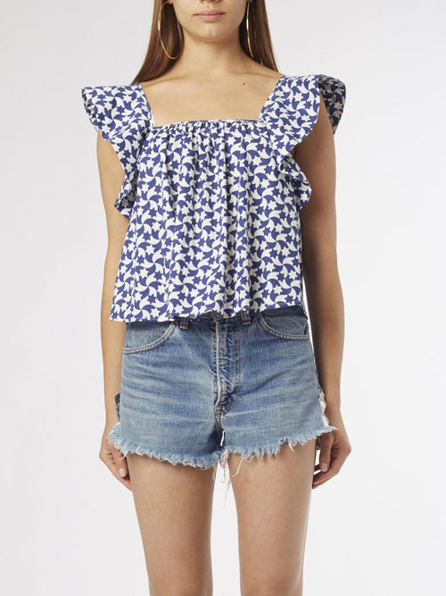 Chiado Sleeveless Top | Cotton