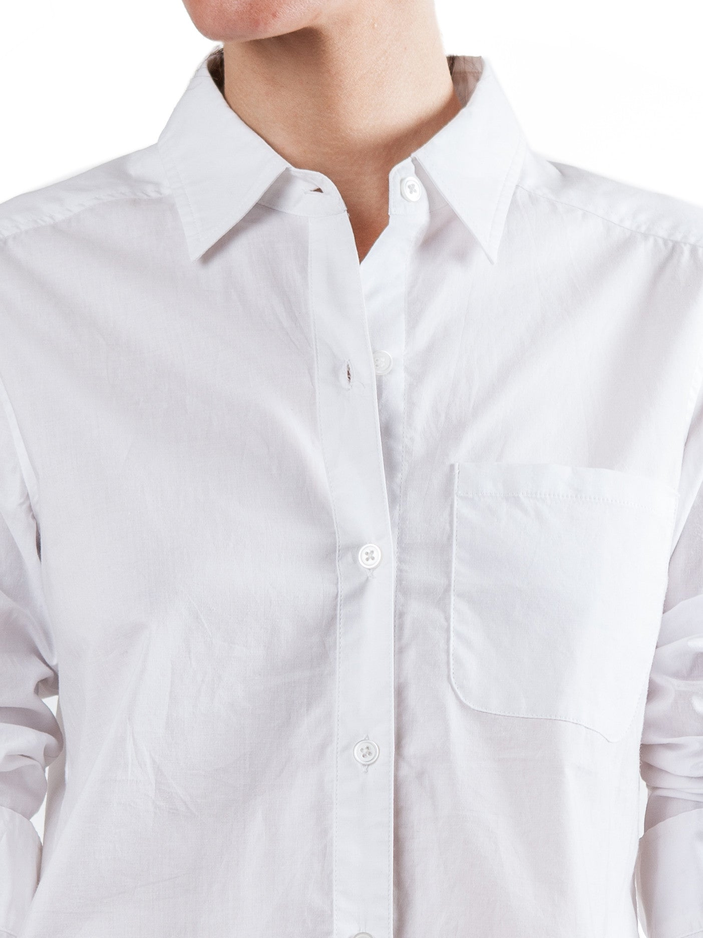 White shirt | Cotton