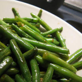Green Beans With Balsamic Vinegar And Cumin