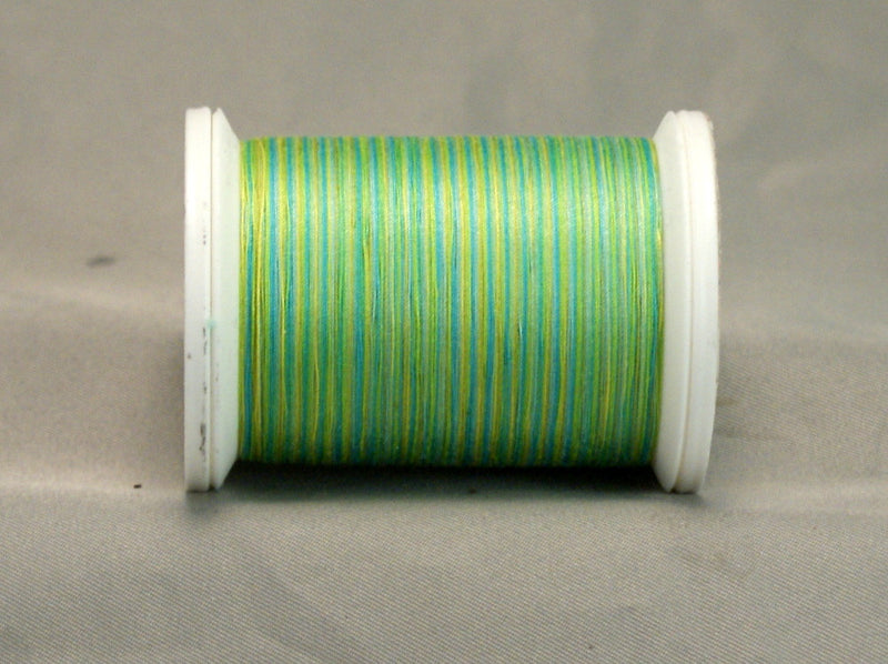 Machine Quilting Thread Cotton 500yd Variegated