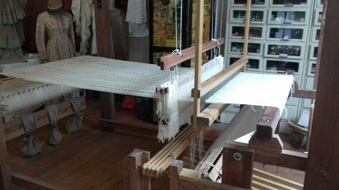 The Morwellham Quay Loom