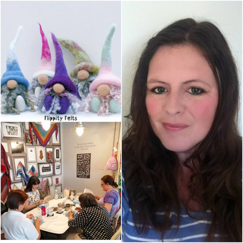 Gabby Dexter – Needle felt artist and teacher