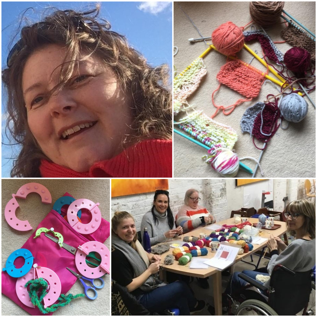 Trudi Johnston - Knit Stop for Kids