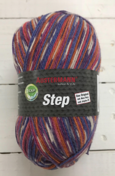Austermann Step 4 ply