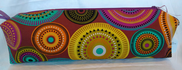 Knitting needle bag