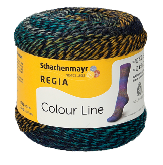 Colour Line 4 ply