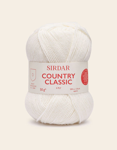 Country Classic 4 ply