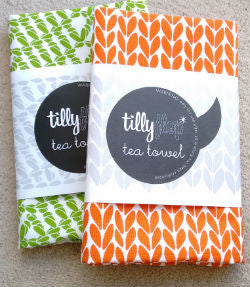 Tilly Flop Tea Towel