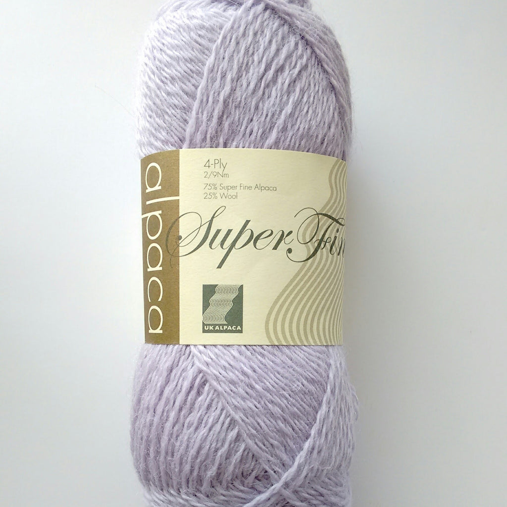Superfine Alpaca 4 ply