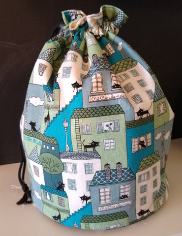 RB (round-bottomed) Project bags