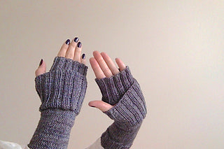 River Mitts by Katie Rempe