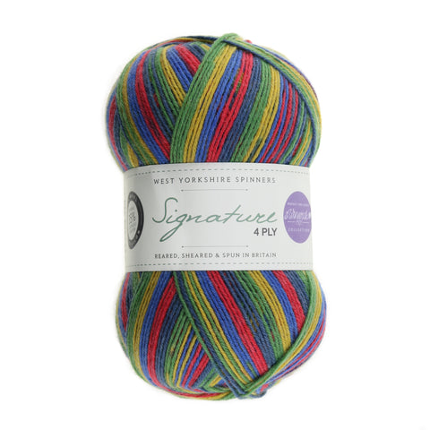 Signature 4 ply Winwick Mum collection