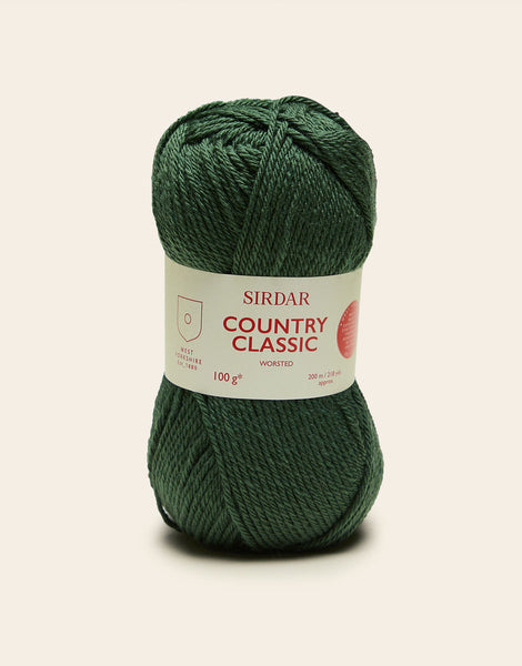 Country Classic Worsted