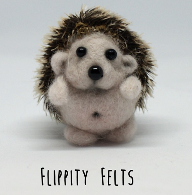 Needlefelt a Hedgehog