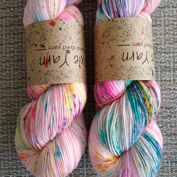 Pixie Yarn Sock 4 ply