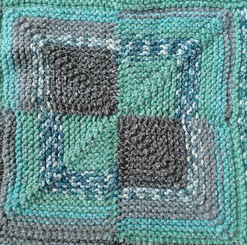 Fun with mitred squares