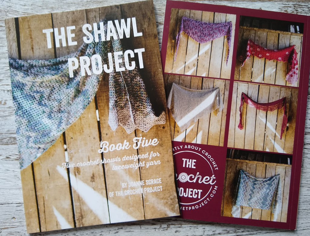 The Shawl Project Book Five
